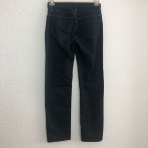 NYDJ Jeans - Not Your Daughters Jeans Navy Straight Leg Jeans